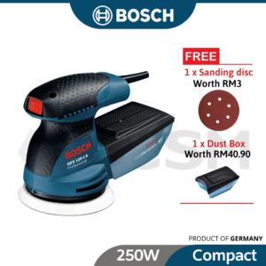 6010070064-BOSCH GEX125-1A Multi Sander 250w12000rpm240v 06013870L0 (8)