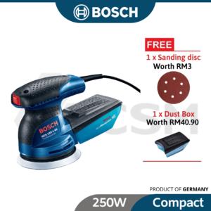 6010070065-BOSCH GEX125-1AE Multi Sander 250w7500-12000rpm240v 06013875L0 (1)