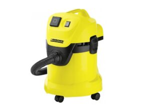 6010090026-KRACHER-WD3-17L Wet & Dry Karcher Vacuum Cleaner 2-4M 5.4KG 1400W 240V 1.629-800.0