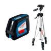 6010150056-BOSCH-GLL2-50P+BS150+Certificate Bosch Line Laser 0601063105