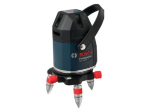 6010150071-BOSCH-GLL5-40E-SET Electronic Bosch Self Levelling Line Laser 40M -0.1mm 0601063GB1||||||||