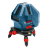 6010150077-BOSCH-GLL5-50X-58in Professional Bosch Self Levelling Line Laser 50M +-0