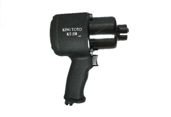 6010180102-KING TOYO-KTIW-338-3-4in King Toyo Air Impact Wrench KT-338