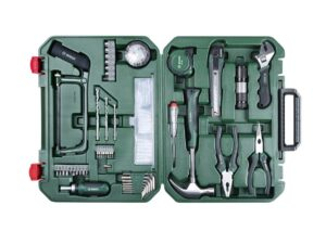 6020080927-BOSCH-108p Bosch All-in-One Metal Hand Tool Kit 2607017372