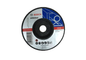 6040070044-BOSCH-1p 4in Bosch Grinding Disc 100x6x16mm 2608600017