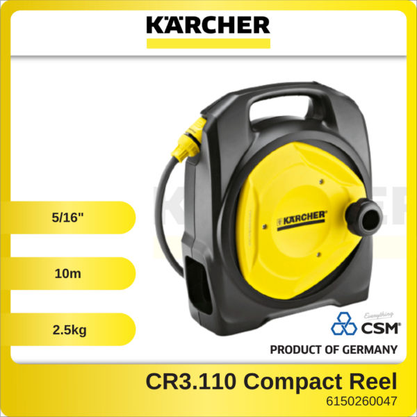 6150260047-KARCHER-CR3.110-10M-5-16in-Balcony-Karcher-Garden-Hose-Compact-Reel-With-Hose-2.645-210-1