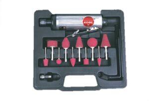 8010180013-KOBE-KBE2702030L GD22LK 6mm Air Die Grinder Kit Kobe||