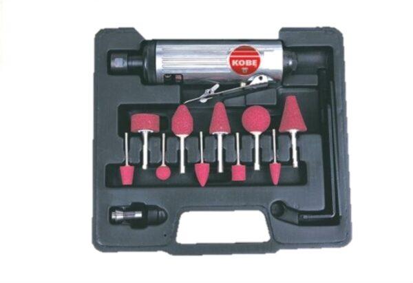 8010180013-KOBE-KBE2702030L GD22LK 6mm Air Die Grinder Kit Kobe