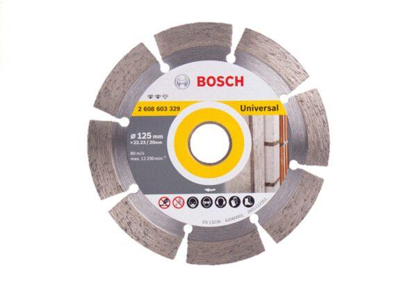 8050070185-BOSCH-9in230mm Expert Universal Bosch Diamond Disc 26086033328050070185-BOSCH-9in230mm Expert Universal Bosch Diamond Disc 2608603332