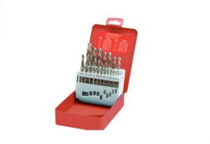 8050102036-KENNEDY-KEN0268490K 15P 1-16~1-2x1-32 Hss-Co Drill Set||8050102036-KENNEDY-KEN0268490K 15P 1-16~1-2x1-32 Hss-Co Drill Set