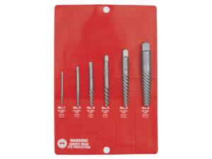 ||||||||||||8050191640-KENNEDY-KEN0751160K 6Pcs-Set Screw Extractor