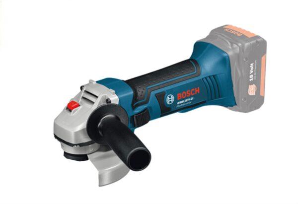 6010010066-BOSCH-Solo GWS18V-LI Bosch Cordless Angle Grinder 060193A3L5
