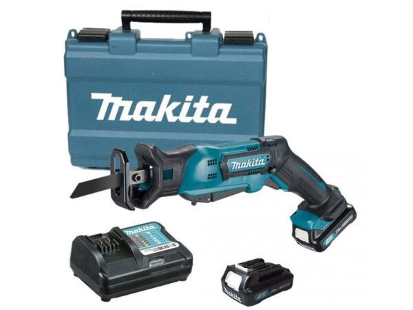 ||||||||6010010123-MAKITA-JR105DWAE-12V-LI Makita Li-Ion Battery Sabre Saw 2x12V-2.0Ah BL1021B DC10WD||||||||