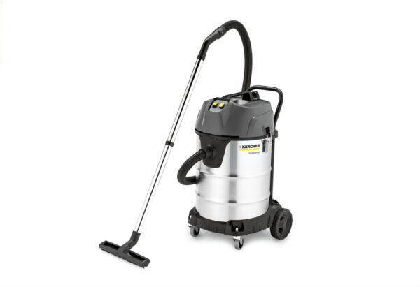 6010090037-KACHER-NT70-2-ME Classic-70L Filter Wet & Dry Stainless Steel Karcher Vacuum Cleaner 2300W 225MBARS 240V 1.667-225.0