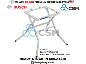 GTA600 Bosch Profesional Stand For GTS10J
