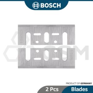 6010310158 2p Bosch Planer HSS Blade For GHO10-82 2607000193 (2)