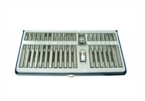 6020100112-MR MARK-MK-AUT-10109 Mr.Mark 40p Power Bit Set||