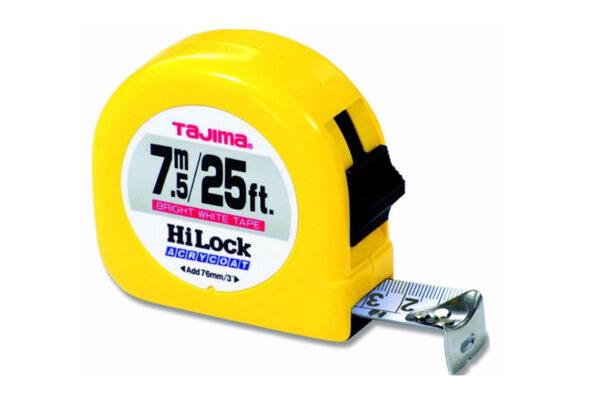 6020130284-TAJIMA-HLP-25E-7.5M25ft Tajima Measuring Tape