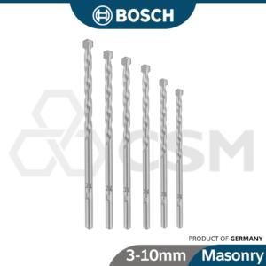 6050030072 BOSCH CYL-2 Mansory Drill Bit [3-10mm] (4)