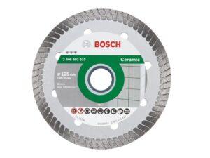 6050070087-BOSCH-4in-105mm Ceramic Eco Bosch Diamond Disc 2608615026