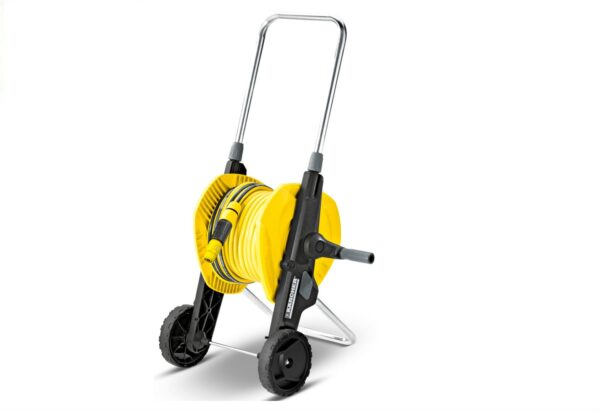 6150260046-KACHER-HT3.420-20M-5-8in Primo Flex Hose Trolley Karcher Garden Hose Reel With Hose 2.645-167.0