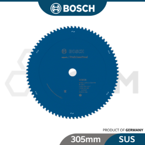 8050060036 305mmx80TCT Stainless Steel Bosch Circular Saw Blade For GCD12JL 2608644284