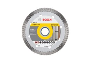 8050070189-BOSCH-4in-105mm Segment Universal Bosch Diamond Disc 2608603740