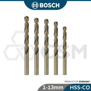 8050100743 BOSCH HSS-CO Drill [1-13mm] 2608585872 (41)