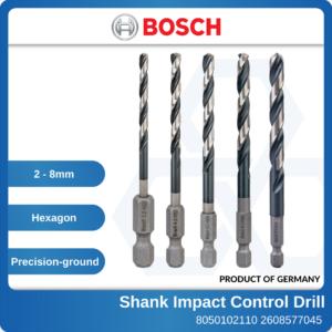 8050102110-BOSCH Hex Shank Impact Control Drill [2-10mm] (2)