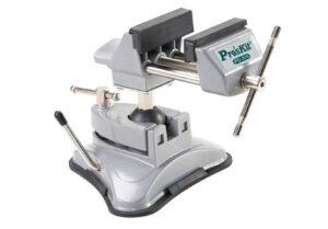 8080020003-PROSKIT-PD-376 Multi-Angle Swivel-Actions Vacu-Vise