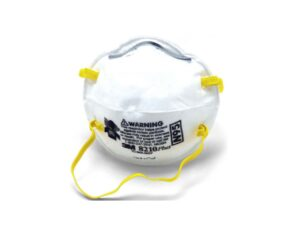 603003001901-3M-20p 8210 3M N95 Particulate Respirator||