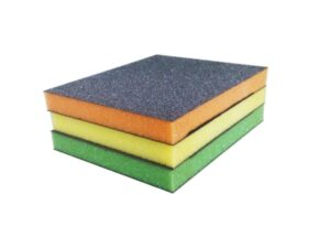 6040020027-BOSCH-3 In 1 Bosch Abrasive Color Foam Pad 061880008M||||||