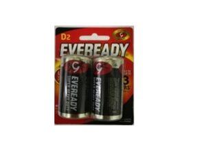 6080060032-EVEREADY-2p D 1250BP2 1.5v R6 Eveready Battery