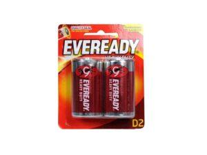 6080060062-EVEREADY-2p D 1050BP2 1.5v Heavy Duty Eveready Battery