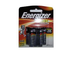 6080060116-ENERGIZER-8p AAA E92BP-8 Alkaline 1.5v LR03 Energizer Battery