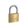 6080160035-GERE-CL54 30-5p KAL Gere Brass Padlock 30mm