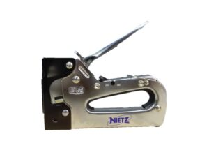 6100120029-NIETZ-2in1 Nietz Staple Gun With Movable Stitch Base 54404102