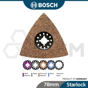 8010310037 BOSCH AVZ78RT Bosch HM-RIFF Delta Blade 2608661648 [78mm] (1)