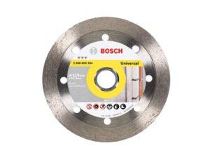 8050070200-BOSCH-4in-105mm Seg12mm Continuous Bosch Diamond Disc 2608676934