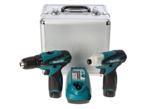 ||||6010010032 -MAKITA-LCT204-DF330D+TD090D-10.8V-LI Combo kit Makita Li-Ion Battery Driver Drill 2x10.8V-1.3Ah||