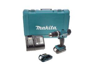 6010010112-MAKITA-DHP453SYE-13mm-18V-LI Makita Li-Ion Battery Rotary Hammer Drill 0-19500ipm||||||