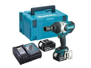 ||||||||||||||6010010114-MAKITA-DTW1001RMJ-3-4in-18V-LI Makita Li-Ion Battery Impact Wrench 2x18V-4.0Ah 0-2000ipm 1050N.m BL1840+DC18RC