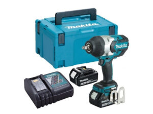 ||||||||||||6010010115-MAKITA-DTW1002RMJ-1-2in-18V-LI Makita Li-Ion Battery Impact Wrench 2x18V-4.0Ah 0-2000ipm 1000N.m BL1840+DC18RC
