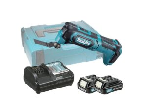 6010010128-MAKITA-TM30DWAEX1-12V-LI Makita Li-Ion Battery Multi Tool 2x12V-2.0Ah BL1021B+DC10WD||