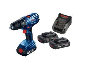 6010010139-BOSCH-GSB180-LI-COC Bosch Impact Battery ScrewDriver 18V-1.5Ah AL1814CV 230V 06019F83L0-06019F83L1