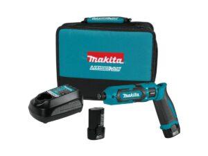 6010010148-MAKITA-TD022DSE-1-4in-7.2V-LI Makita Li-Ion Battery Impact Driver||||||