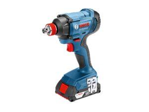 6010010162-BOSCH-GDX180-LI Bosch Cordless Impact Driver Wrench 18V-2.0Ah 230V 06019G52L