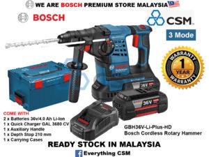 ||||||||||||||||||||||||||||6010060063-BOSCH-GBH36V-Li-Plus-HD Bosch Li-Ion Battery Rotary Hammer 36V-4.0Ah-AL3680CV-L-Boxx 238 06119060L0||