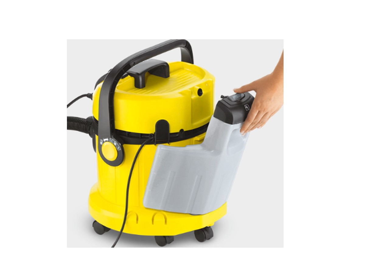 SE4001-18L 3in1 Spray Extraction Wet & Dry Karcher Vacuum Cleaner 2/4M  1440W 240V 1 081-130 0