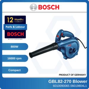 6010090065 - GBL82-270 Bosch Blower 800W240V 06019804L1